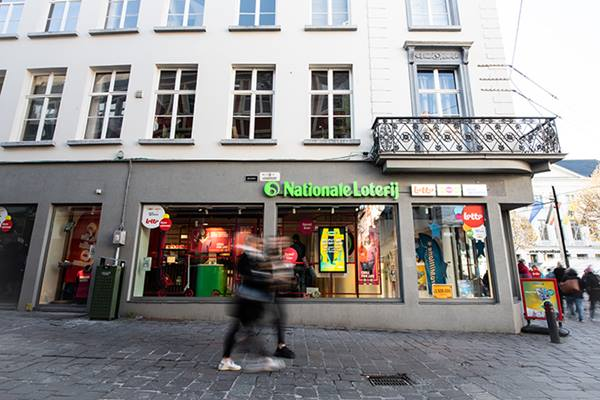 Lottery Shop Gand